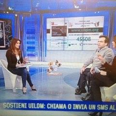 Alberto Fontana a UnoMattina